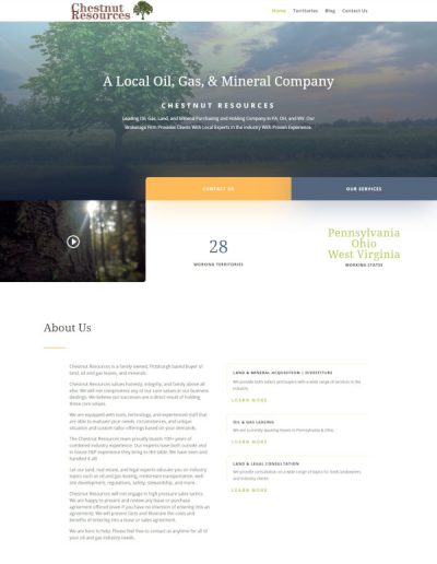 Chestnut Resources