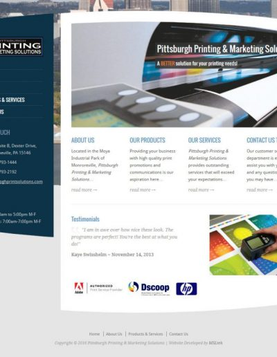 Pittsburgh Printing & Marketing Solutions